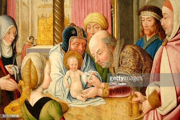 Circumcision of Jesus Christ, by Maitre de Sainte-Severin
