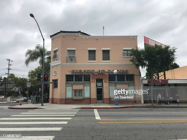 Circus of Books store in W. Hollywood, California on May 7, 2019. (Photo by Jim Steinfeldt/Michael Ochs Archives/Getty Image