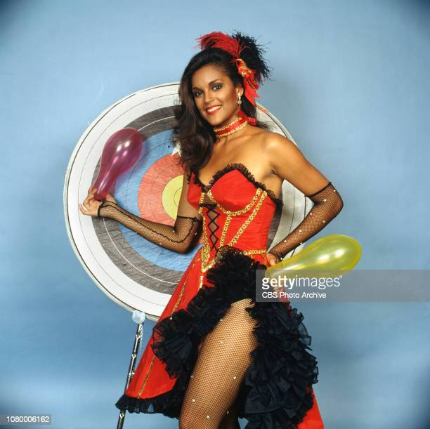 Circus of the Stars a CBS television special The fifth edition originally broadcast December 14 1980 Los Angeles CA Pictured is Jayne Kennedy