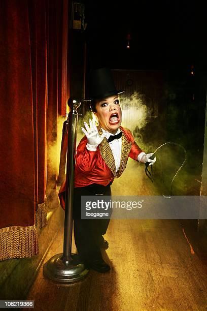 Zirkuskünstler Performer