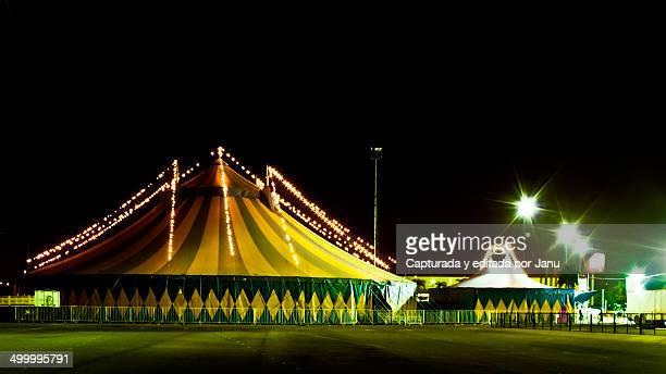 circus - tendone di circo foto e immagini stock