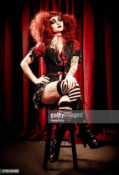 Circus Series: Gothic Woman