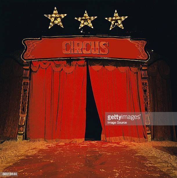 circus stage - circus stock pictures, royalty-free photos & images