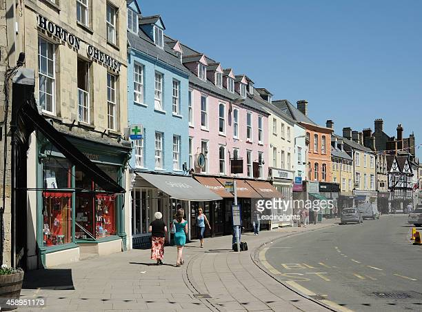 cirencester market place - cirencester stock pictures, royalty-free photos & images