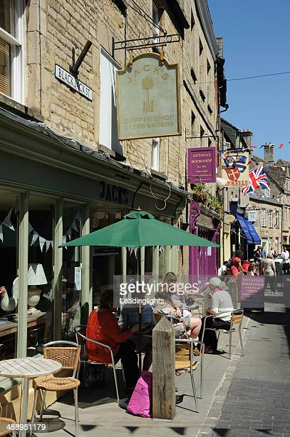 cirencester street - cirencester stock pictures, royalty-free photos & images