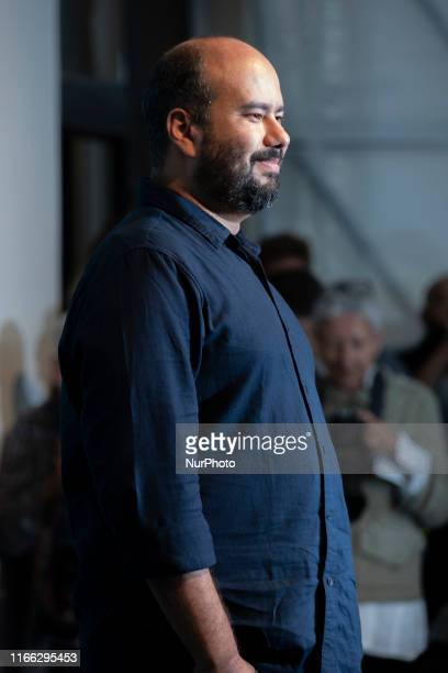 Ciro Guerra attends ''Waiting For The Barbarians'' photocall during the 76th Venice Film Festival on September 06, 2019 in Venice, Italy.