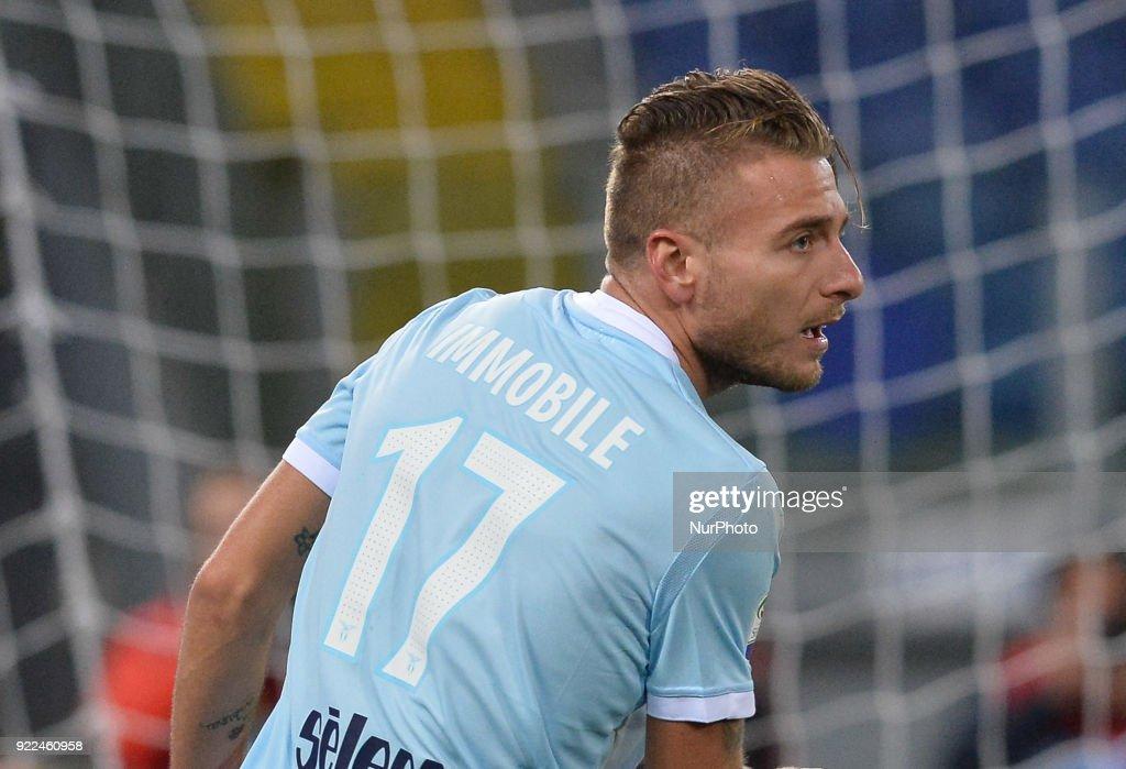SS Lazio v Hellas Verona FC - Serie A : ニュース写真