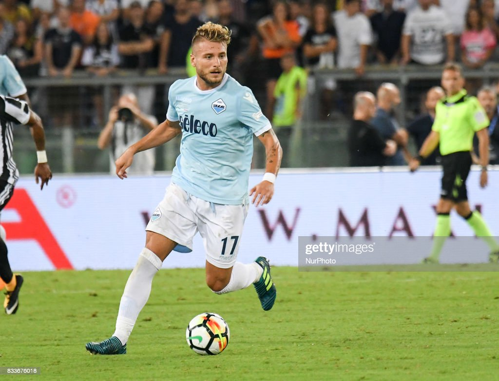 Juventus v SS Lazio - Italian Supercup : News Photo