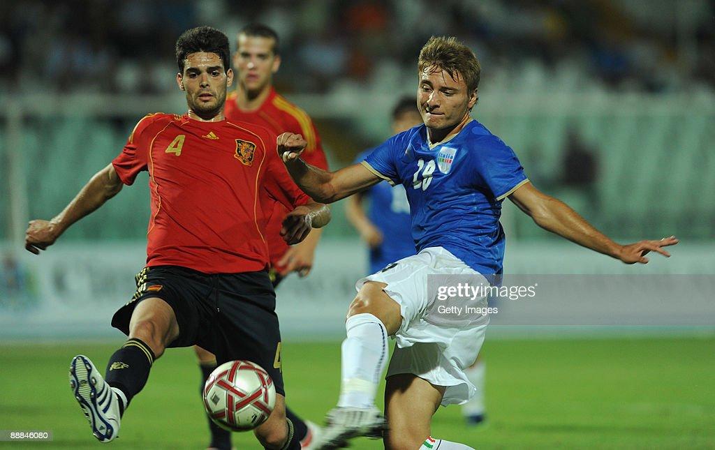 XVI Mediterranean Games - Day 8 - Football : News Photo