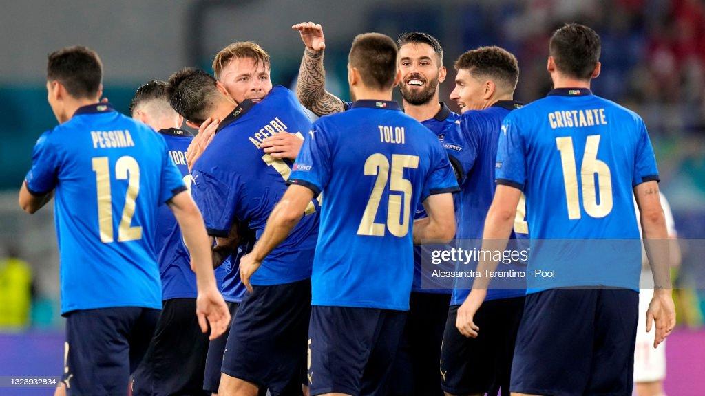 Italy v Switzerland - UEFA Euro 2020: Group A : News Photo