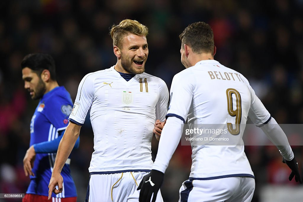 Liechtenstein v Italy - FIFA 2018 World Cup Qualifier