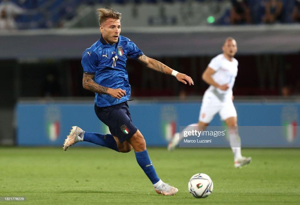 Italy v Czech Republic - International Friendly : News Photo