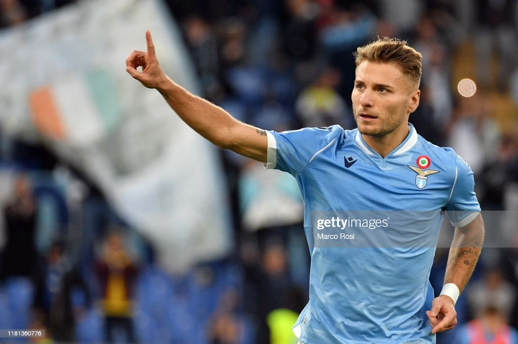 SS Lazio v US Lecce - Serie A : News Photo