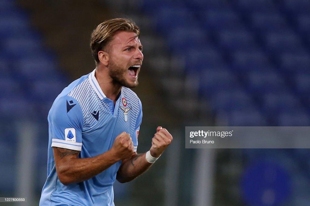SS Lazio v Brescia Calcio - Serie A : News Photo