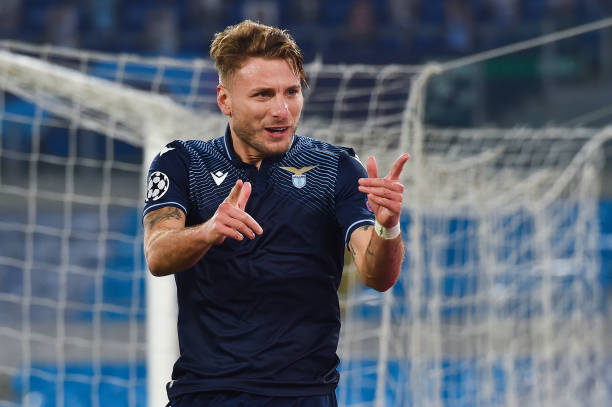 ITA: SS Lazio v Zenit St. Petersburg: Group F - UEFA Champions League