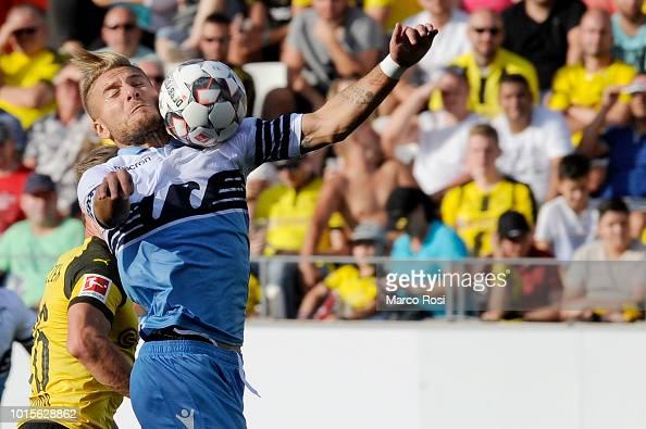 Get Lazio - Borussia Dortmund Pictures