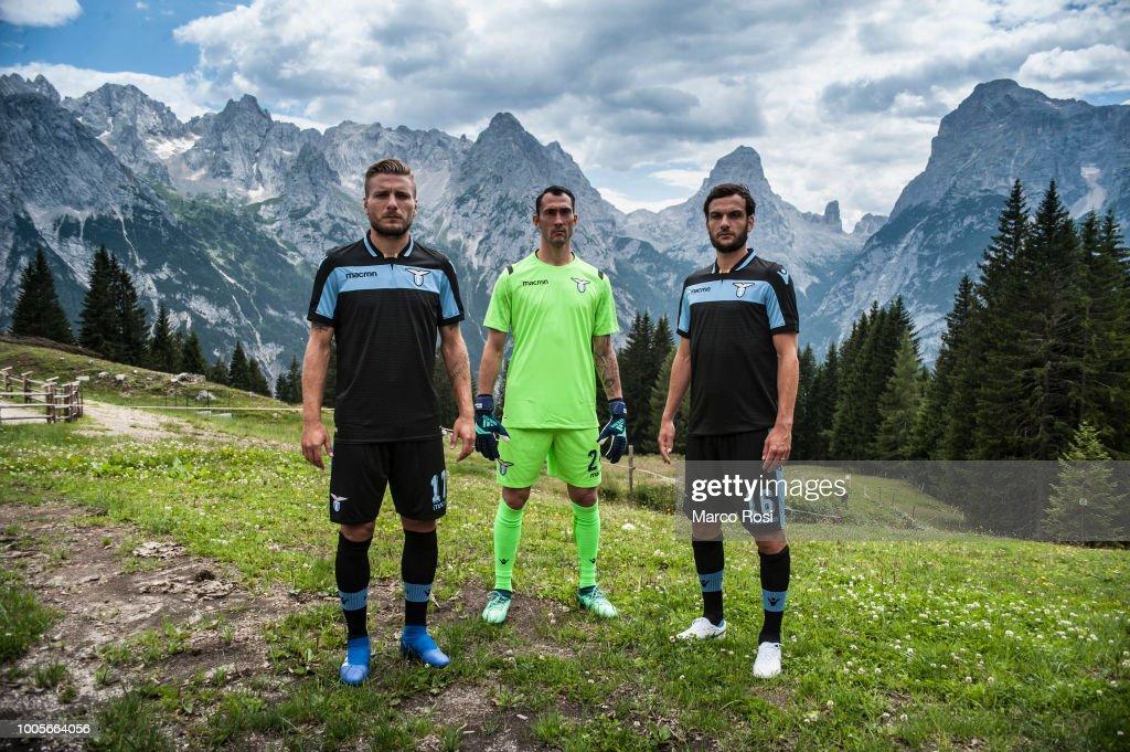 SS Lazio Unveils 2018/19 3rd kit