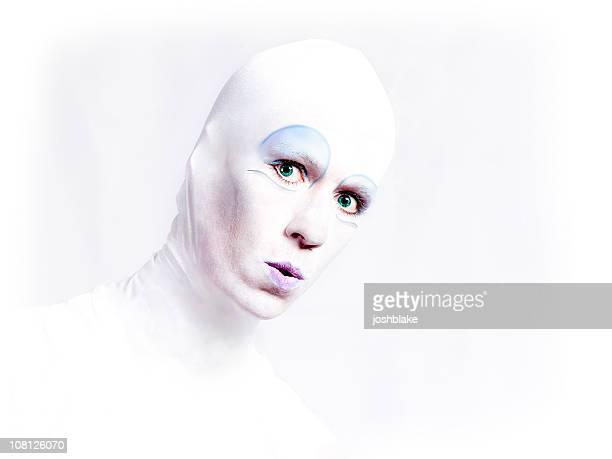 cirque de face - actor stock pictures, royalty-free photos & images