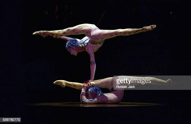 Cirque du Soleil's Alegria at the Royal Albert Hall