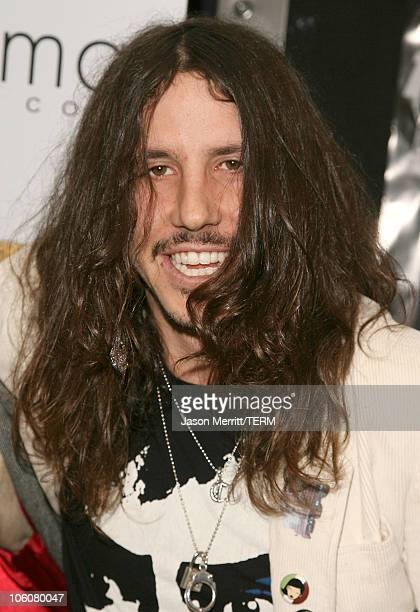 Cisco Adler of Whitestarr during Hedwig and The Angry Inch at The Roxy Theatre Arrivals and Show at The Roxy Theatre in Hollywood California United...