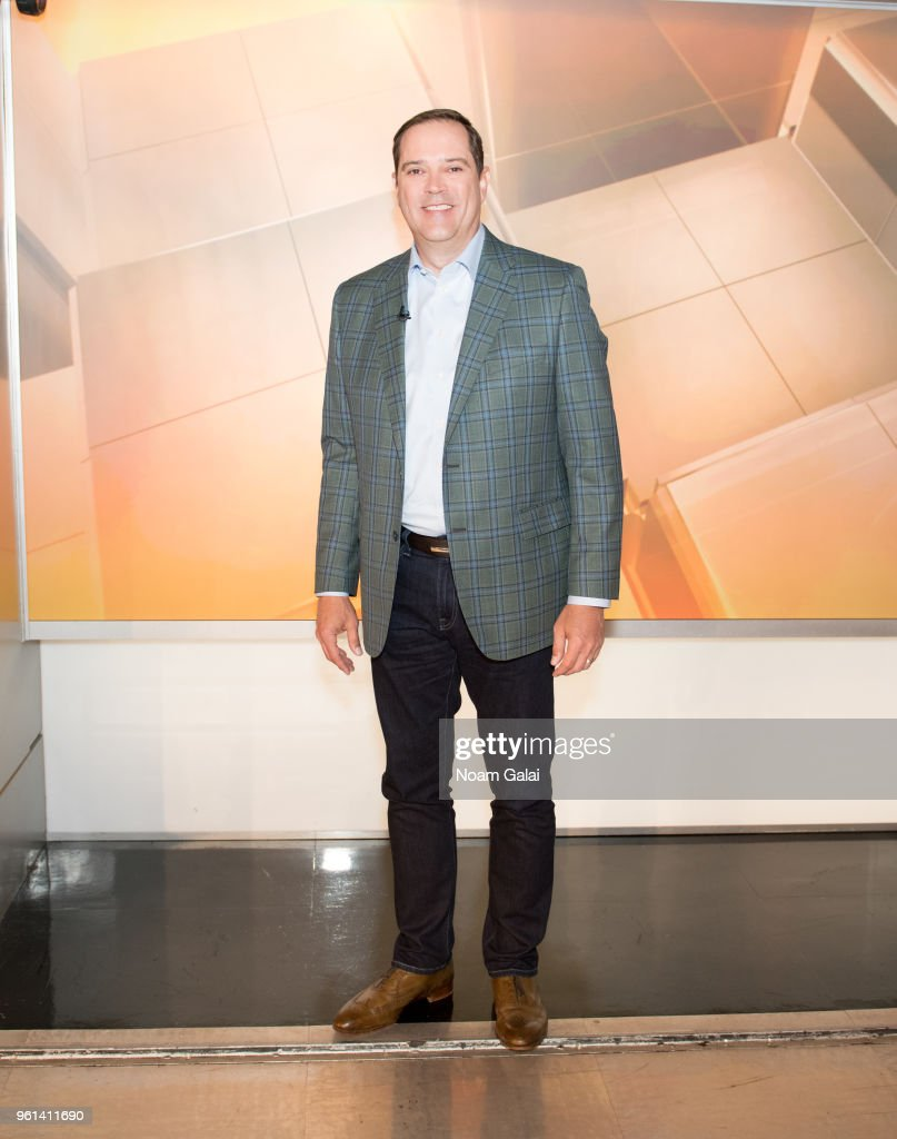 "Cisco CEO Chuck Robbins Visits ""Mornings With Maria"""