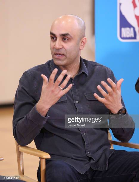 Cisco Chief Technologist Chintan Patel during a Facebook Live session at SXSW held at Austin Recreation Center on March 9 2018 in Austin Texas
