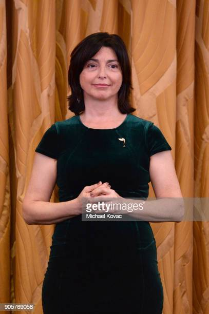 Cisco Systems Principal Engineer Serpil Bayraktar attends the Advanced Imaging Society 2018 Lumiere Technology Awards Featuring The Distinguished...