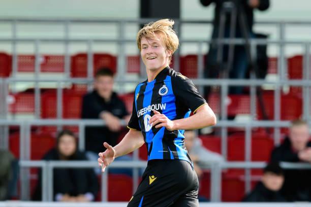 DEU: RB Leipzig v Club Brugge KV - UEFA Youth League