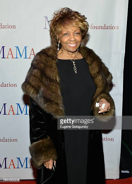 Cissy Houston attends 'Mama I Want To Sing' 30th Anniversary Gala Celebration at The Dempsey Theatre on March 23 2013 in New York City