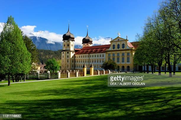 Cistercian Abbey of Stams, Tyrol, Austria, 13th-18th century.