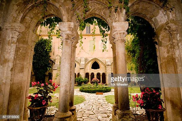 Cistercian Abbey of Valmagne near Pezenas, France