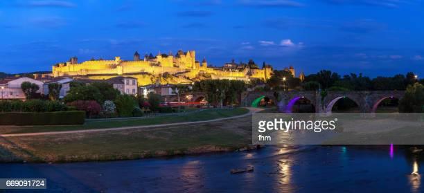 Cité de Carcassonne (Aude/ France)