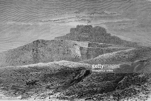 Citadel of belfort illustrated war history german french war 18701871