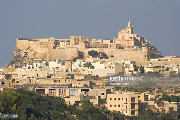 Zitadelle von Rabat, Gozo