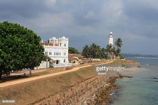 Citadelle de Galle, Sri Lanka