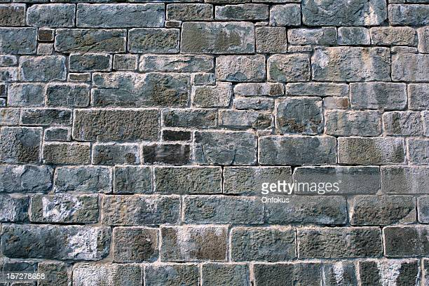 Citadelle de Quebec Grey Brick Wall Background