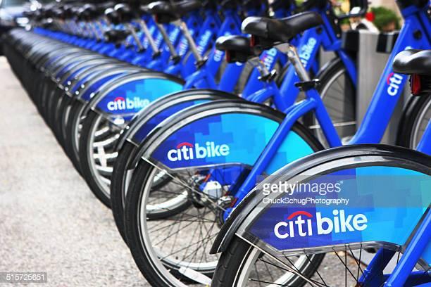 Citi Bike Sharing System Kiosk