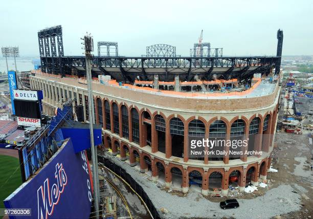 Citi Field is the new baseball park for the New York Mets that is being built in Flushing MeadowsCorona Park in the New York City borough of Queens...