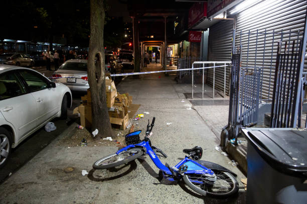 NY: NYC's Adams Says Handguns Are Behind U.S. Violent Crime Wave