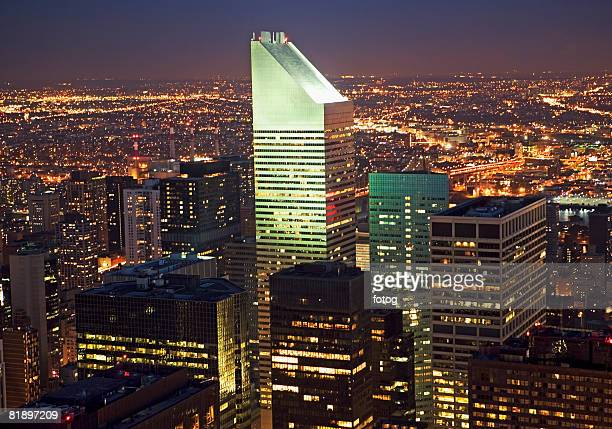 citicorp building, new york city - citigroup stock pictures, royalty-free photos & images