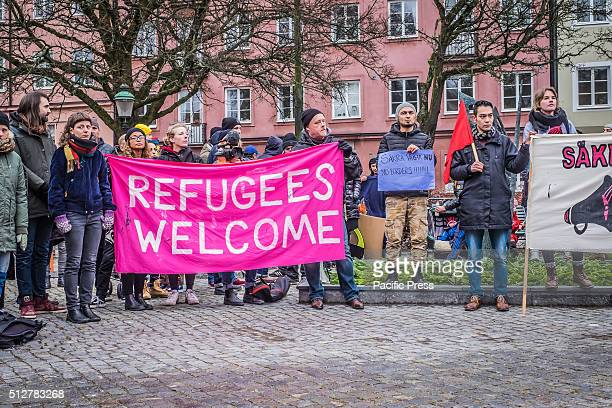 115 cities in 28 countries will come together across the continent to stand up for human rights for refugees rights Around two hundred people...