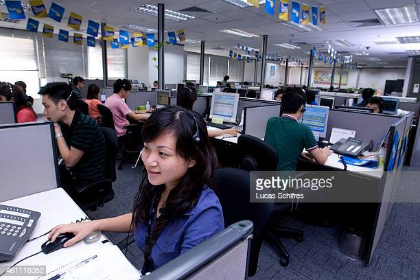 Citigroup Data Processing Center on May 26 2010 in Guangzhou Guangdong province China