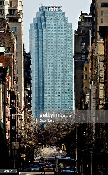 Citigroup Inc's Citicorp Building stands at One Court Square in the Queens borough of New York US on Monday Feb 23 2009 Speculation has increased in...