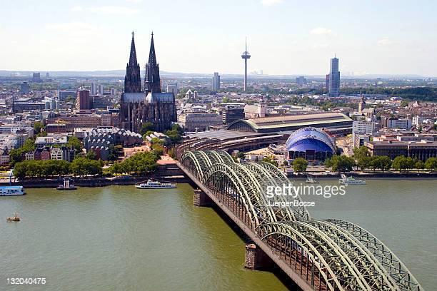 Citiscape of Cologne