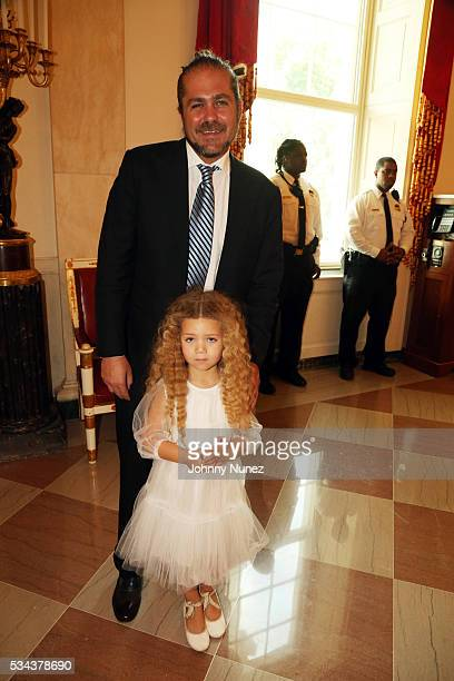 Citizen Cope attends the White House Turnaround Arts Talent Show 2016 at The White House on May 25 in Washington DC