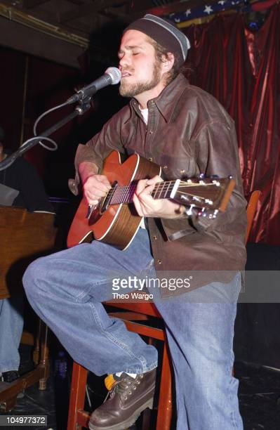 Citizen Cope during Citizen Cope performs at Shine in New York City at Shine in New York City New York United States