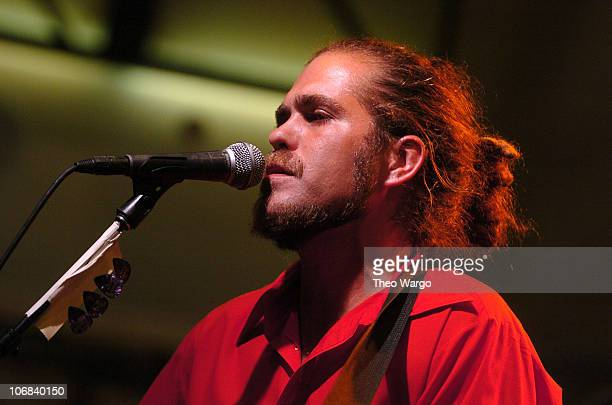 Citizen Cope during Pontiac Live PreEvent Concert at Virgin Megastore in Times Square June 21 2005 at Virgin Megastore Times Square in New York City...