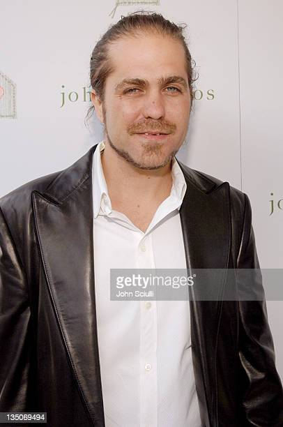 Citizen Cope during The John Varvatos 4th Annual Stuart House Charity Benefit Inside at John Varvatos Boutique in Los Angeles CA United States