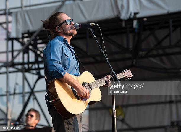 Citizen Cope performs in concert at JBL Live at Pier 97 on August 18 2015 in New York City
