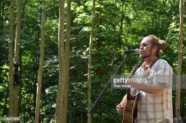 Citizen Cope performs onstage during day 4 of the Firefly Music Festival on June 21 2015 in Dover Delaware